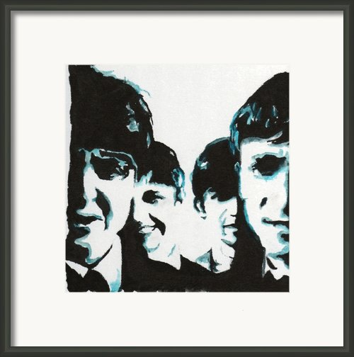 Twist And Shout Framed Print By Matt Burke