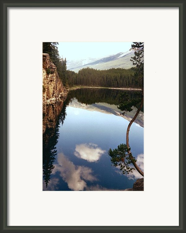 Ultimate Reflection Framed Print By Shirley Sirois