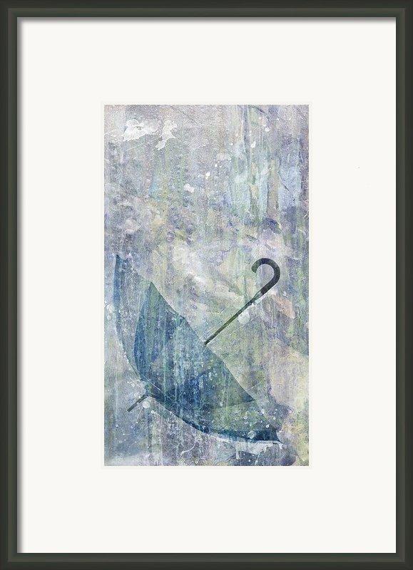 Umbrella Framed Print By Brett Pfister