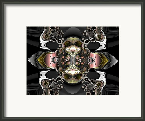 Uncertain Committments Framed Print By Claude Mccoy