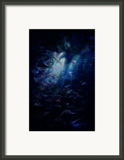 Under The Sea Framed Print By Rachel Christine Nowicki