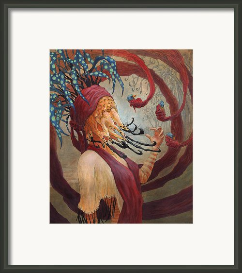 Unfamiliar Country  Framed Print By Ethan Harris