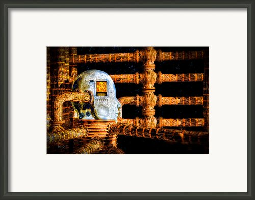 Universal Mind Framed Print By Bob Orsillo