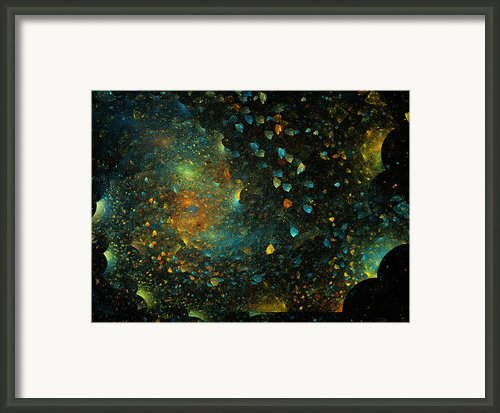 Universal Minds Framed Print By Betsy A Cutler East Coast Barrier Islands