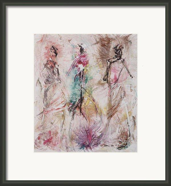 Untitled Framed Print By Ikahl Beckford
