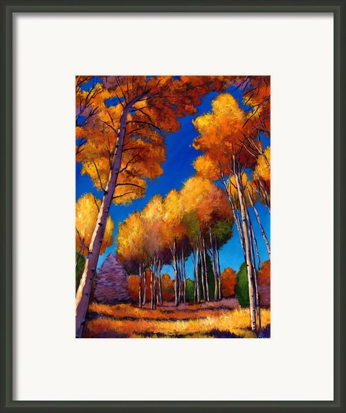Up And Away Framed Print By Johnathan Harris