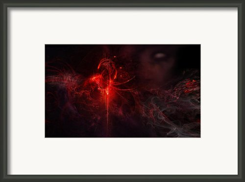 Utherworlds Tougredas Framed Print By Philip Straub