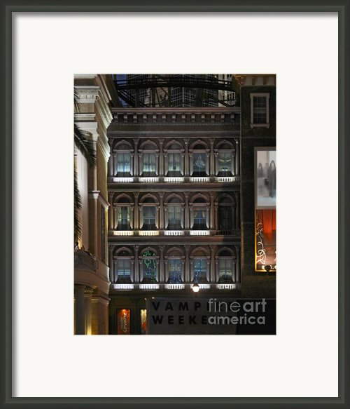 Vampire Ball Tonight Framed Print By Viktor Savchenko