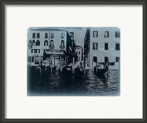 Venice Framed Print By Irina  March