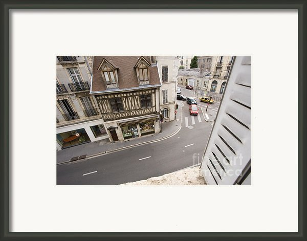 View From Window   Framed Print By Igor Kislev