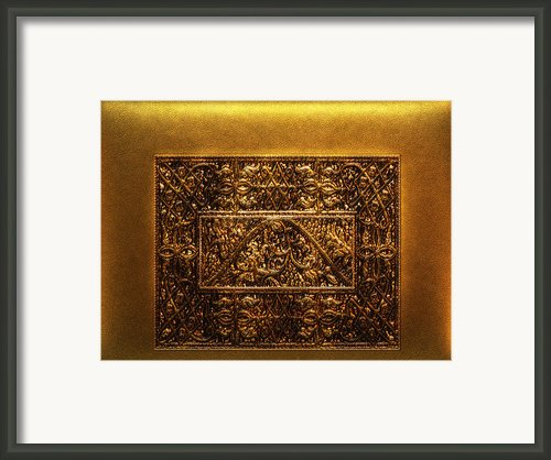 Vintage Treasure 05 Framed Print By Li   Van Saathoff
