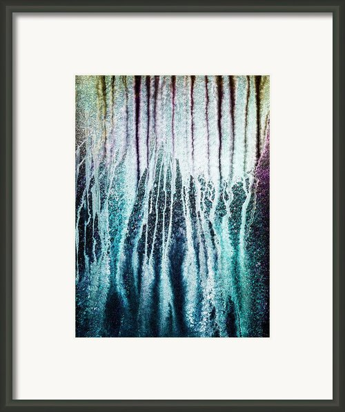 Volcanic Eruption 2 Framed Print By Hakon Soreide