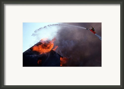 Volunteer Framed Print By Skip Willits