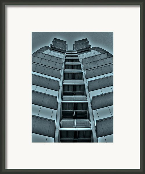 W Barcelona Framed Print By Juergen Weiss