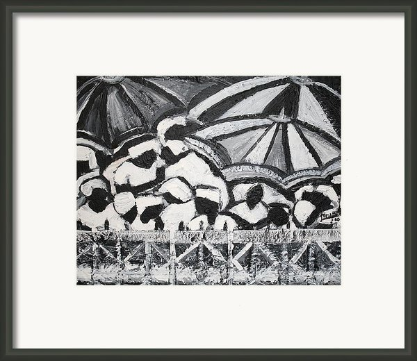 Waiting In Limbo Framed Print By Laura Fatta