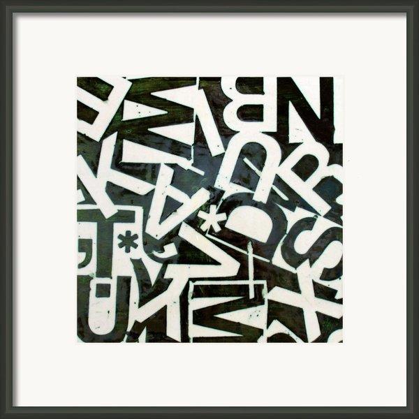 Wake My Burn Dust Xiv Framed Print By Jason Messinger
