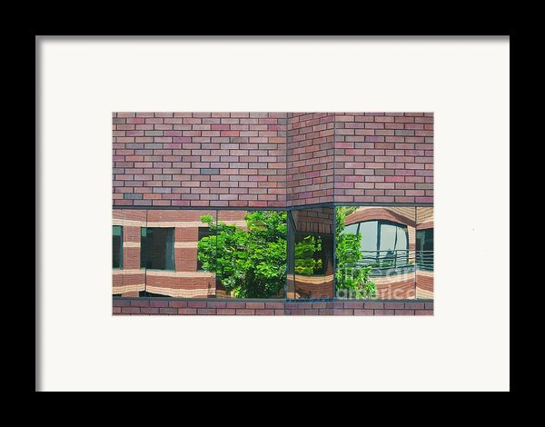 Wall Warp Framed Print By Dan Holm