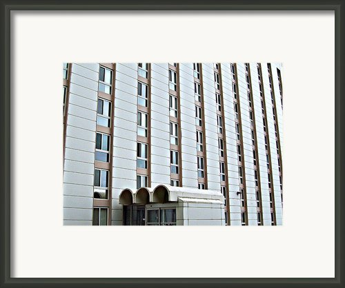 Warehousing Framed Print By Mj Olsen