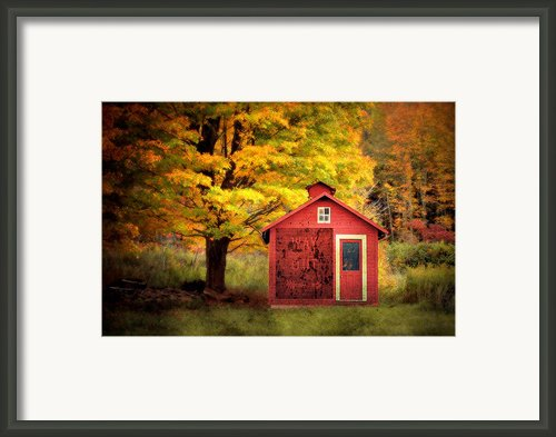 Way Out Framed Print By Emily Stauring