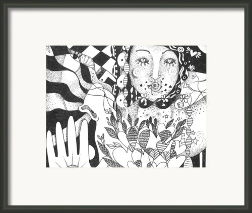 Ways Of Seeing Framed Print By Helena Tiainen