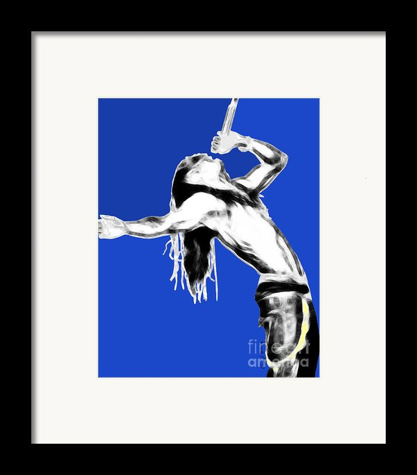 Weezy F. Baby Framed Print By Cheryl Young