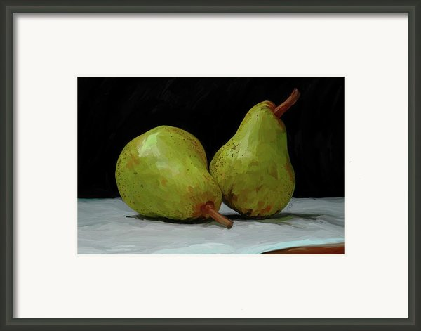 What A Pair Framed Print By Patti Siehien