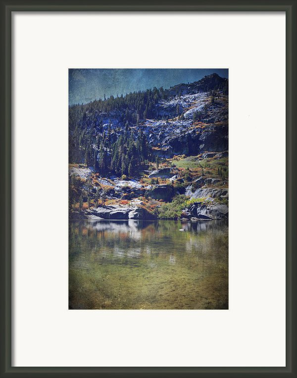 What Lies Before Me Framed Print By Laurie Search