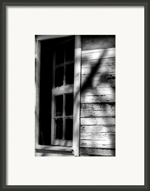 What Lies Behind Framed Print By Emily Stauring