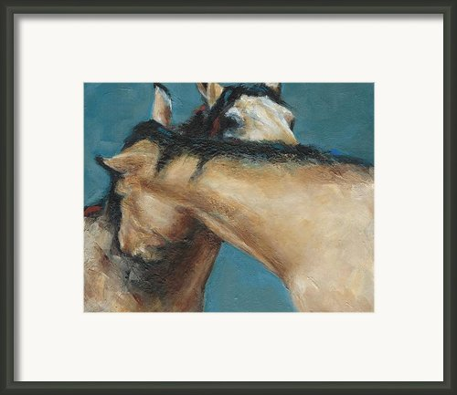 What We Can All Use A Little Of  Framed Print By Frances Marino