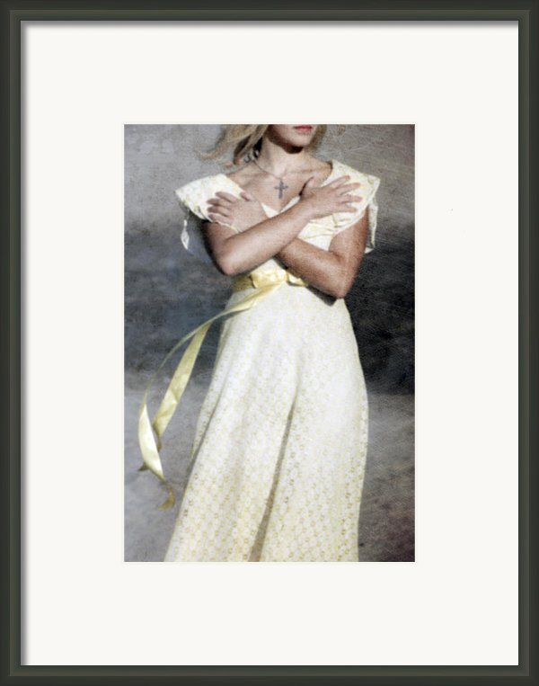 When The Wind Blows Framed Print By Joana Kruse
