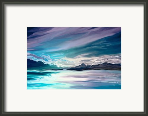 Whisper Framed Print By Amanda Schambon