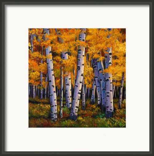 Whispers Framed Print By Johnathan Harris