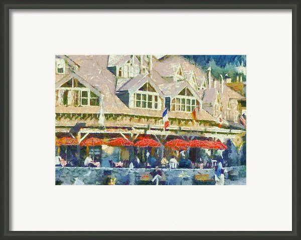 Whistler One Framed Print By Dale Stillman