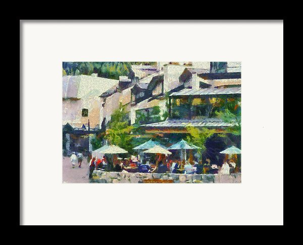 Whistler Two Framed Print By Dale Stillman