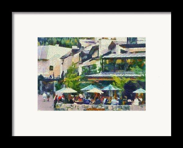 Whistler Two Framed Print By Dale Stillman
