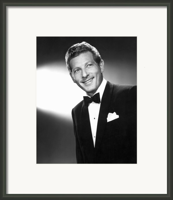 White Christmas, Danny Kaye, 1954 Framed Print By Everett