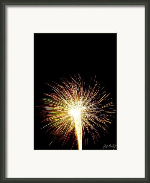 White Hot Framed Print By Phill  Doherty