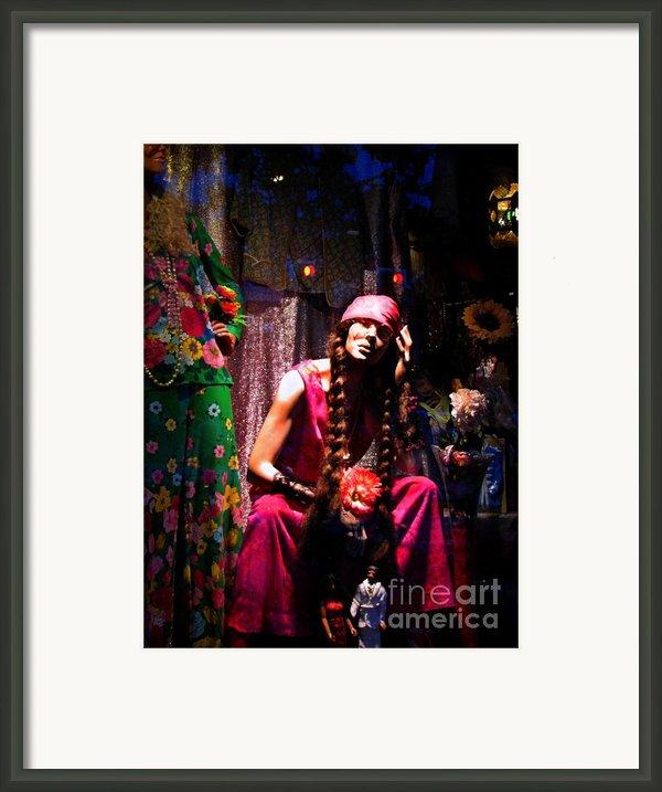 Wild Child Framed Print By Colleen Kammerer