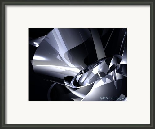 Wild Drink Framed Print By Michael Burleigh