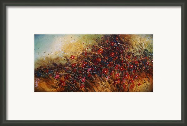 Wild Framed Print By Michael Lang