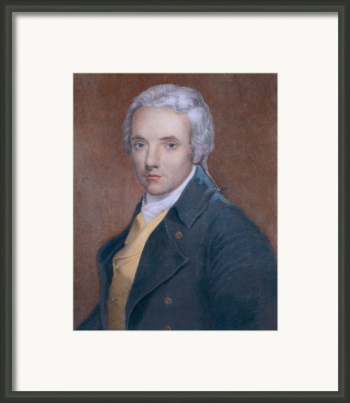 William Wilberforce 1759-1833, British Framed Print By Everett