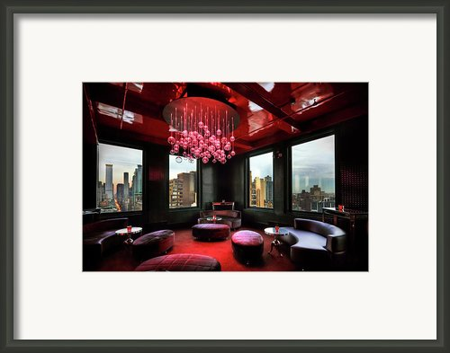 Windows Of The World Framed Print By Evelina Kremsdorf