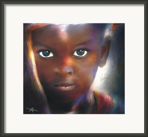Windows To The Soul Framed Print By Bob Salo