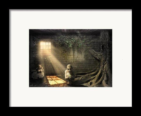 Wishing Play Room Framed Print By Svetlana Sewell