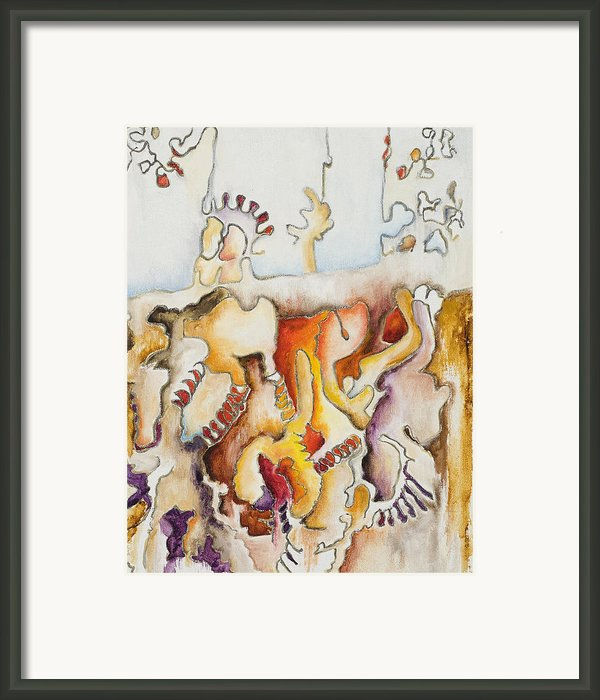 Wistful Framed Print By Vianne Korhorn