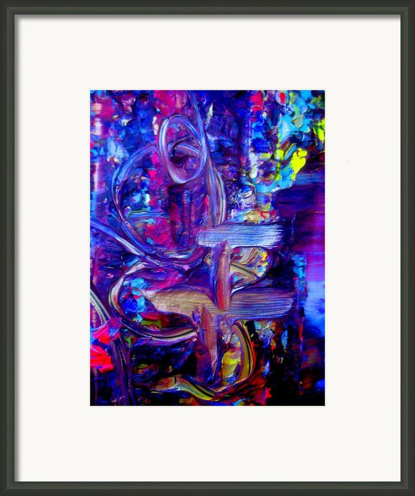 With You Or Framed Print By Allen N Lehman