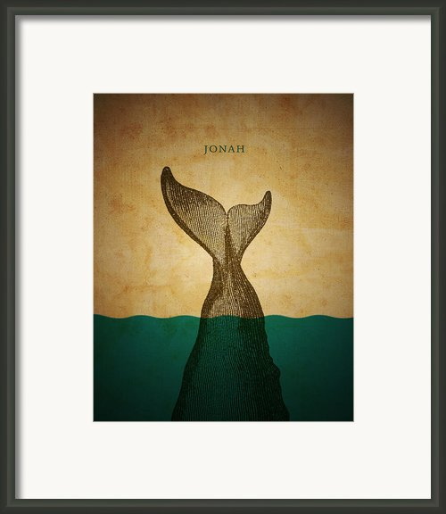 Wordjonah Framed Print By Jim Lepage