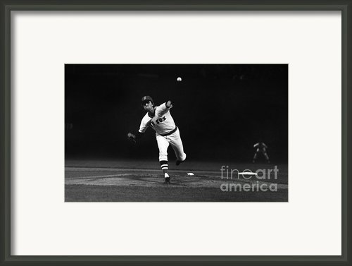 World Series, 1975 Framed Print By Granger
