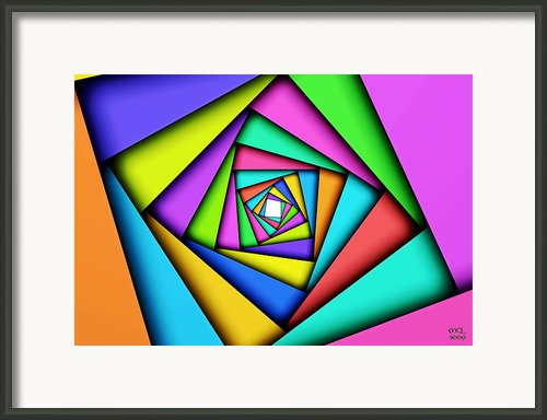 Worldview Framed Print By Manny Lorenzo