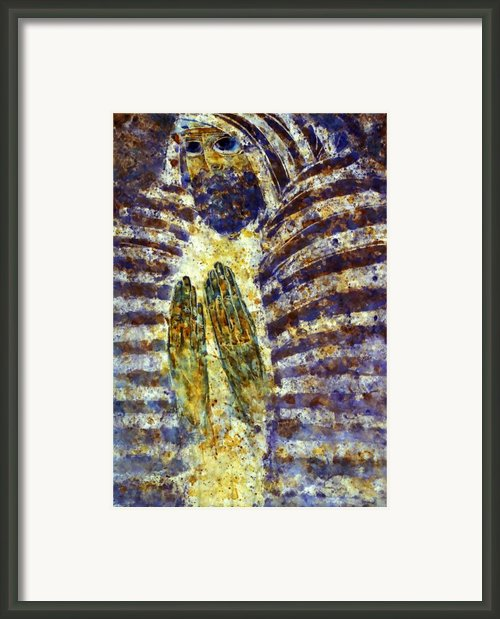 Worship B Framed Print By Valeriy Mavlo